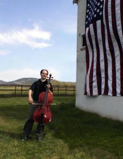 Mark Kosower, cellist, at the Park City International Music Festival